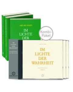Kombipaket Taschenbuch und Hörbuch, Band 1–3