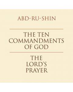 The Ten Commandments of God – The Lord's Prayer (CD Audiobook)