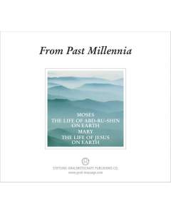 From Past Millennia (Audio CD)