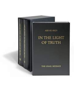 In the Light of Truth – The Grail Message, 3 Volume (Large print)