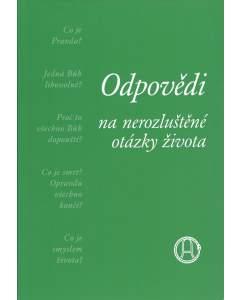 Antworten auf ungelöste Fragen des Lebens, Tschechisch